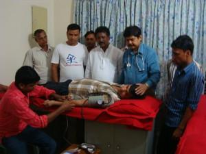 Blood Donation Programme