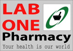 Lab-One-Pharmacy-Logo